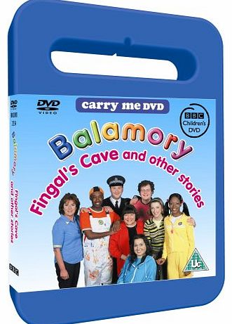 Balamory - Fingals Cave & Other Stories (Carry Me) [DVD]